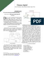 Artigo Dimmer Digital