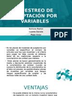 Muestreo de Aceptación Por Variables [Autoguardado]