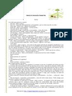O Principezinho - Prova Avaliação Formativa1 (Blog9 15-16)