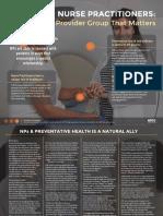 Nurse Practitioners & Preventative Health