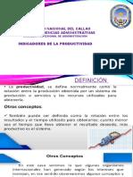 Clase 2 Productividad - Indicadores.pptx