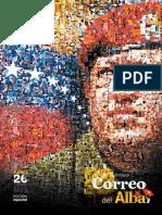 """Revista """"Correo del Alba"""" No. 26 - Marzo-Abril, 2013"""