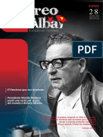 "Revista ""Correo del Alba"" No. 28 - Agosto, 2013"