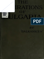 The Apirations of Bulgaria