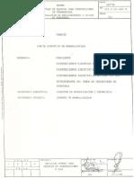 Norma 180-88 Montaje de Equipos Para Subestaciones DeTransmisión. Instalaciones de Enclavamientos