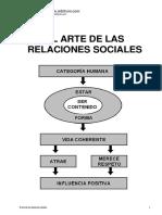 El Arte de La Relaciones Sociales