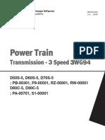 POWER TRANSMISSION  3WG94