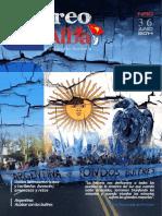 """Revista """"Correo del Alba"""" No. 36 - Junio, 2014"""