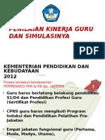 PKG & Simulasinya