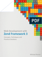 Zendframework 3 sample | Php | Model–View–Controller