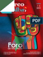 "Revista ""Correo del Alba"" No. 38 - Agosto, 2014"