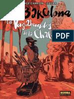Los Vagabundos de La Chatarra - Jorge Carrion & Sagar [Jbabylon5][CRG]