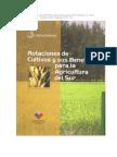 Rotaciones de cultivos y sus beneficios para la agricultura del sur
