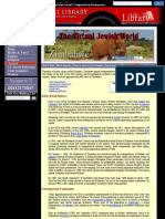 Zimbabwe Virtual Jewish History Tour | Jewish Virtual Library