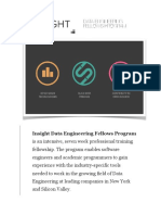 Insight Data Engineering White Paper