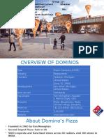 Domino's MIS