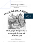 Metalsmashing Medieval and Ancient Battle Game