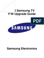 2010 Firmware Upgrade Instruction for LCD LED Val 1G