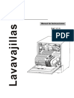 Spanish User Manual Dw7 57 Fi b9368a Teka 001