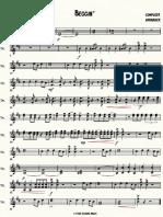 Beggin - Trumpet 1&2
