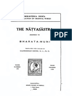 MUNI, Bharat - Natya Shastra Vol.1 (en)