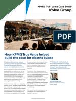 Volvo Group Kpmg True Value Case Study