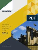 Guia Invest Id or Soro Cab a 2016