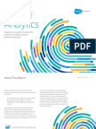 State of Analytics Report Salesforce