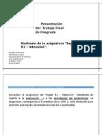 Carlos Álvarez Aragüés - Nueva Presentación Sintetizada