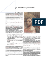 El Pago Del Tributo (Masaccio)