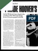 Alvin Karpis newspaper article 1971