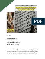Shemat - Comentario Das Parashiot