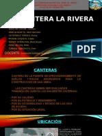 Cantera La Rivera