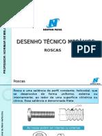 Representação de Roscas - Desenho Mecânico - Newton - 2012