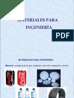 Cap 1. Intro Materiales