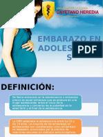 EMBARAZO ADOLESCENTE 2014.pptx