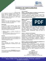 Curso en Medición Dinamica 20151116