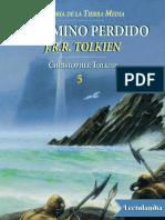 El Camino Perdido - J. R. R. Tolkien