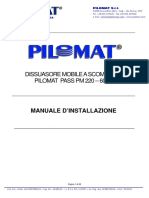Pilomat Dissuasore a Scomparsa Automatico Informazioni Tecniche Pilomat Pass 220 600 a 525731