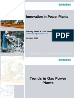 Siemens Overview of GTS