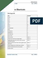 Acrobat Reader Shortcuts