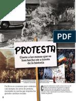 Protestas y Revueltas