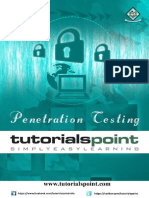 Penetration Testing Tutorial