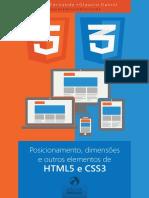 HTML E CSS Fundamentos