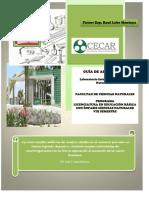 1 Guía de Aprendizaje Laboratorio Integrado Ciencias Naturales II 2016-2