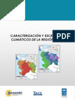 CARACTERIZACION ESCENARIOS CLIMA PIURA SENAMHI PNUD.pdf