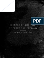 History of Costumes Art of Cutting in England