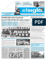 Edición Impresa Elsiglo 22-12-2016