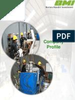 Company Profile Manufacturer PT BMI