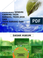 Presentasi TKDN (Permen Perind & PTK 007)